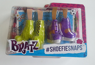 Bratz Shoe Pack Assorted