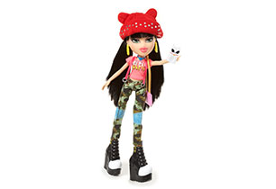 Bratz Selfie Snaps Doll Assorted