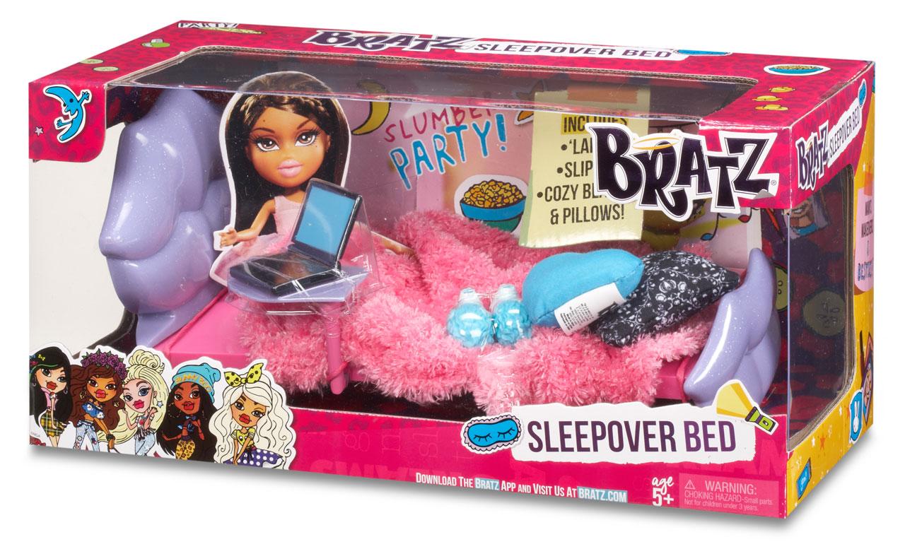 Bratz Sleepover Bedroom Bratz Prima Toys