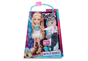 Bratz Metallic Dance Party Doll