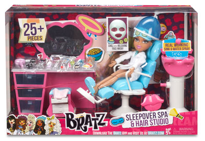 Bratz Hair Studio With Doll