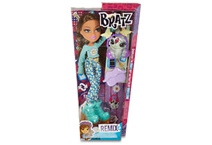 Bratz Remix Doll Assorted