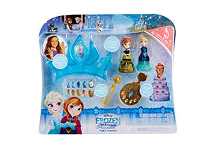 Frozen Coronation Nail Creations