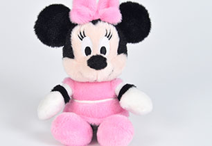 20cm Mickey & Minnie So Cuddles
