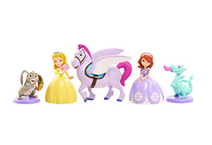 Sofia Royal Friends Figure Set