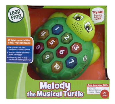 LeapFrog Melody Musical Turtle