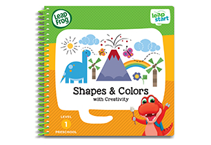 LeapStart Junior - Shapes and Colors Book
