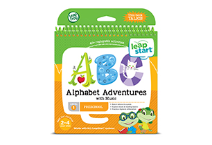 LeapStart Junior - ABC's Book