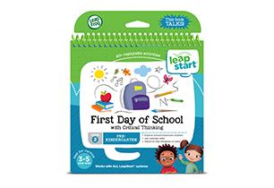 LeapStart Junior - First Day of School