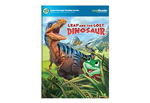 LeapReader - Leap And The Lost Dinosaur
