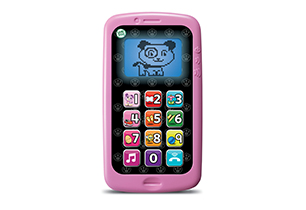 Chat & Count Smart Phone - Violet