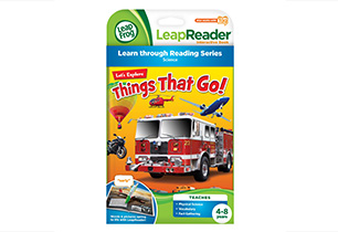 Leapreader Sw-Things That Go