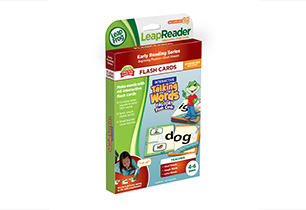 Leapreader Sw-Word Building Flashcards