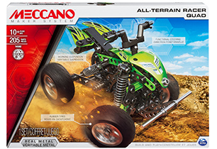 Meccano All Terrain Racer Quad