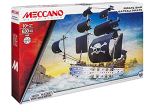 Meccano Pirate Ship - Signature