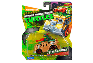 Teenage Mutant Ninja Turtles - T-Machines Basic Vehicle