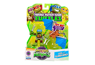 Teenage Mutant Ninja Turtles Half Shell Heroes 2 Pack Figures