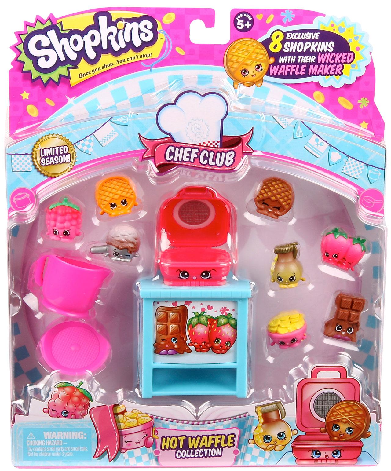 Shopkins chef club themed package shopkins prima toys - Shopkins pics ...