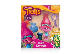 Trolls Medium Charms