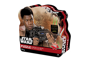 Star Wars Ep7 1000pc Puzzle In Shaped Tin