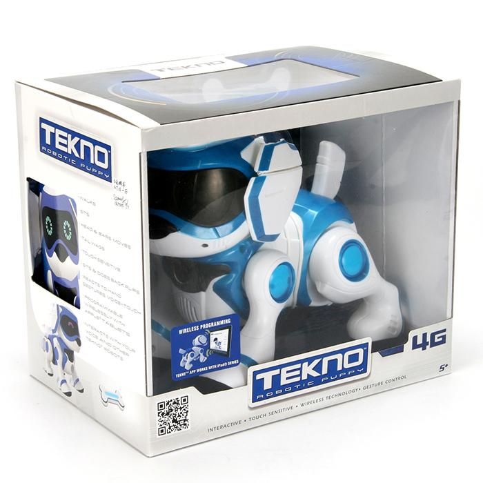 idog instructions : Best Tekno the Robotic Puppy 2012