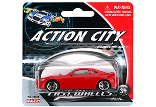 Action City 1 Pack Die Cast Vehicle