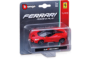 Bburago 1/43 Ferrari Car - 1 Pack