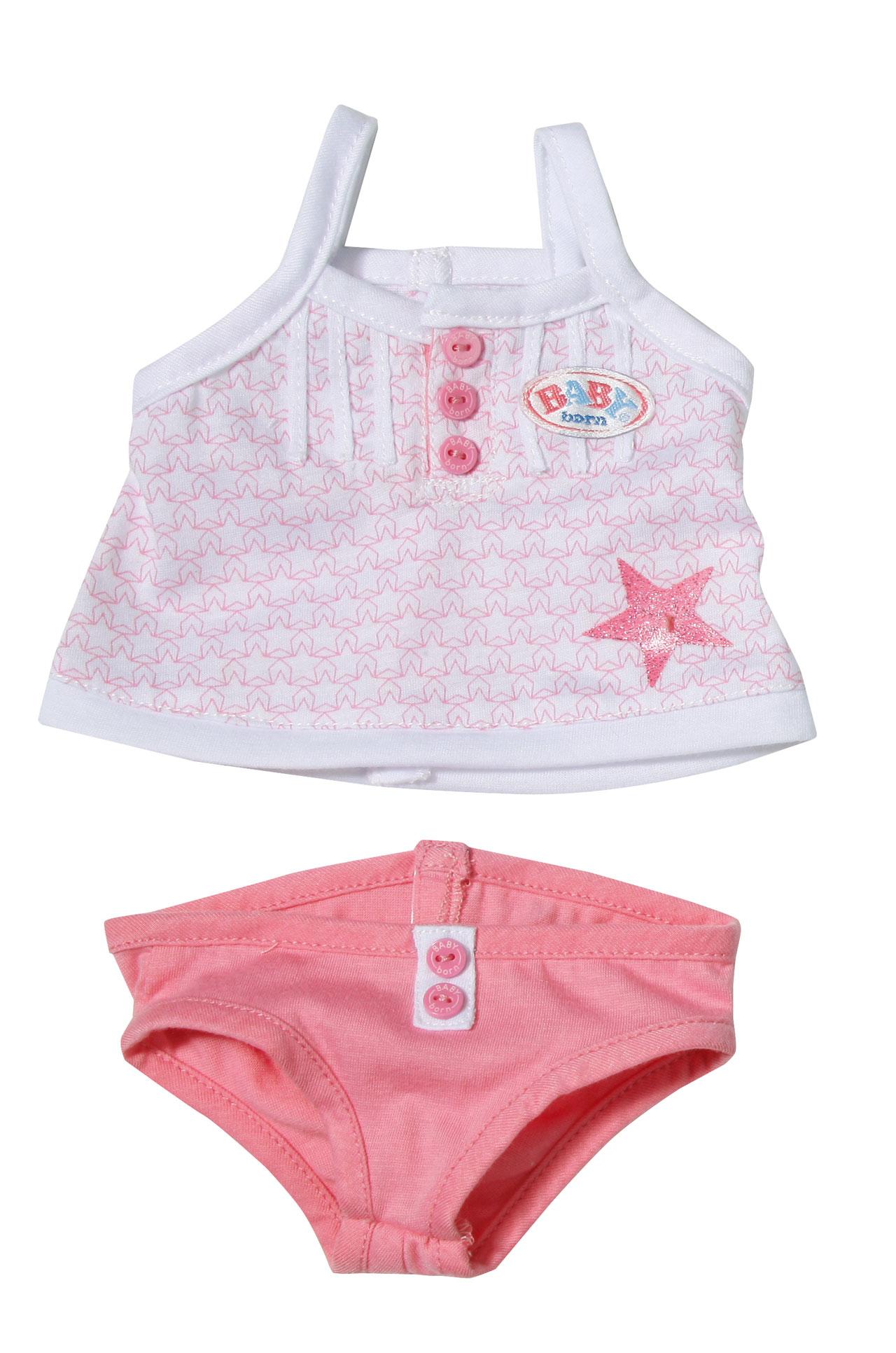 Baby Born Underwear Baby Born Prima Toys