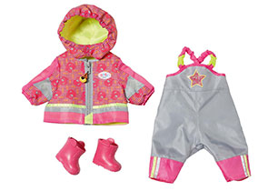 Baby Born Deluxe Outdoor Set