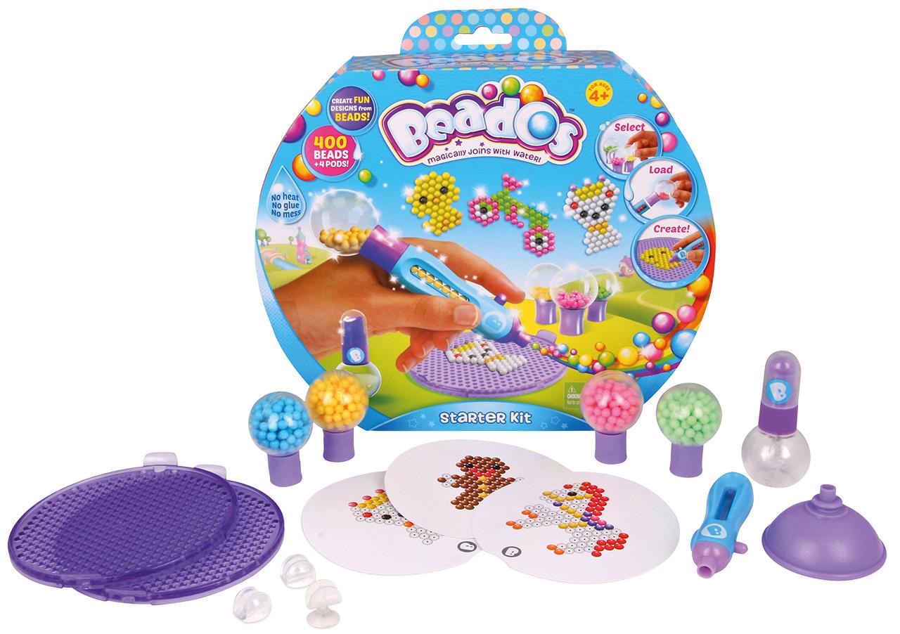 Girl Beados Toys : Beados s glitter starter kit prima toys