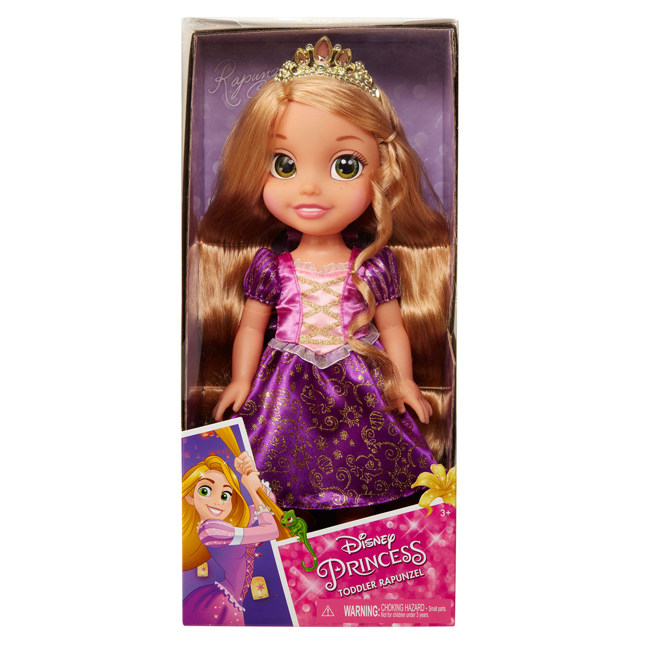 Disney Princess Doll With Lens Eyes on Number 10 Puzzle