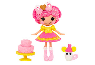 Lalaloopsy Mini Super Silly Doll