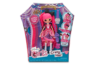 Lalaloopsy Girls Crazy Hair Doll