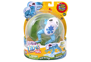 Little Live Pets Frog 1 Package