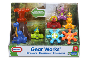Little Tikes Giggly Works Dinosaurs