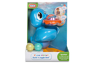 Little Tikes Ocean Explorer - Dunk 'n Juggle Seal