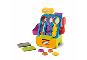 Little Tikes Count 'n Play Register