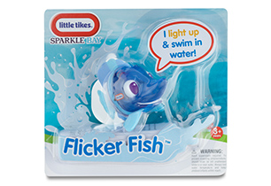 Little Tikes Sparkle Bay Flicker Fish
