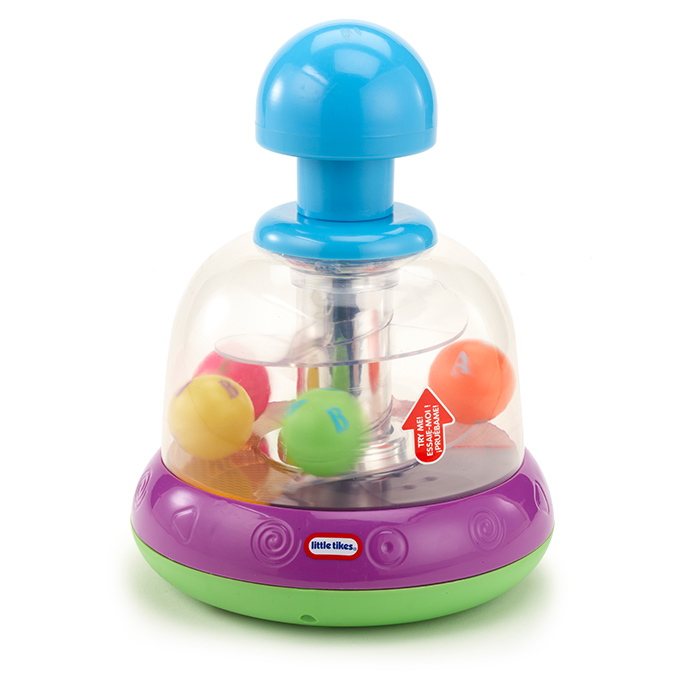 Top Little Tikes Toys : Little tikes lights n sounds spinning top