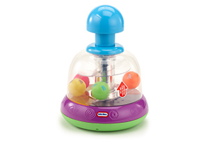 Little Tikes Lights n' Sounds Spinning Top