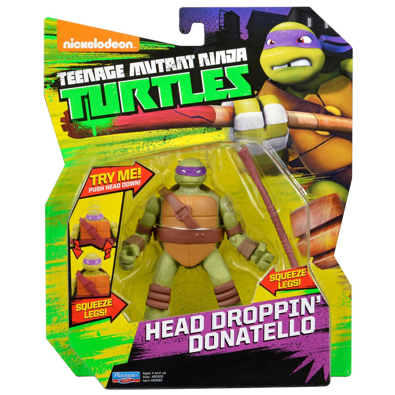 teenage mutant ninja turtles basic figure assorted teenage