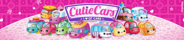 Cutie Cars Shopkins