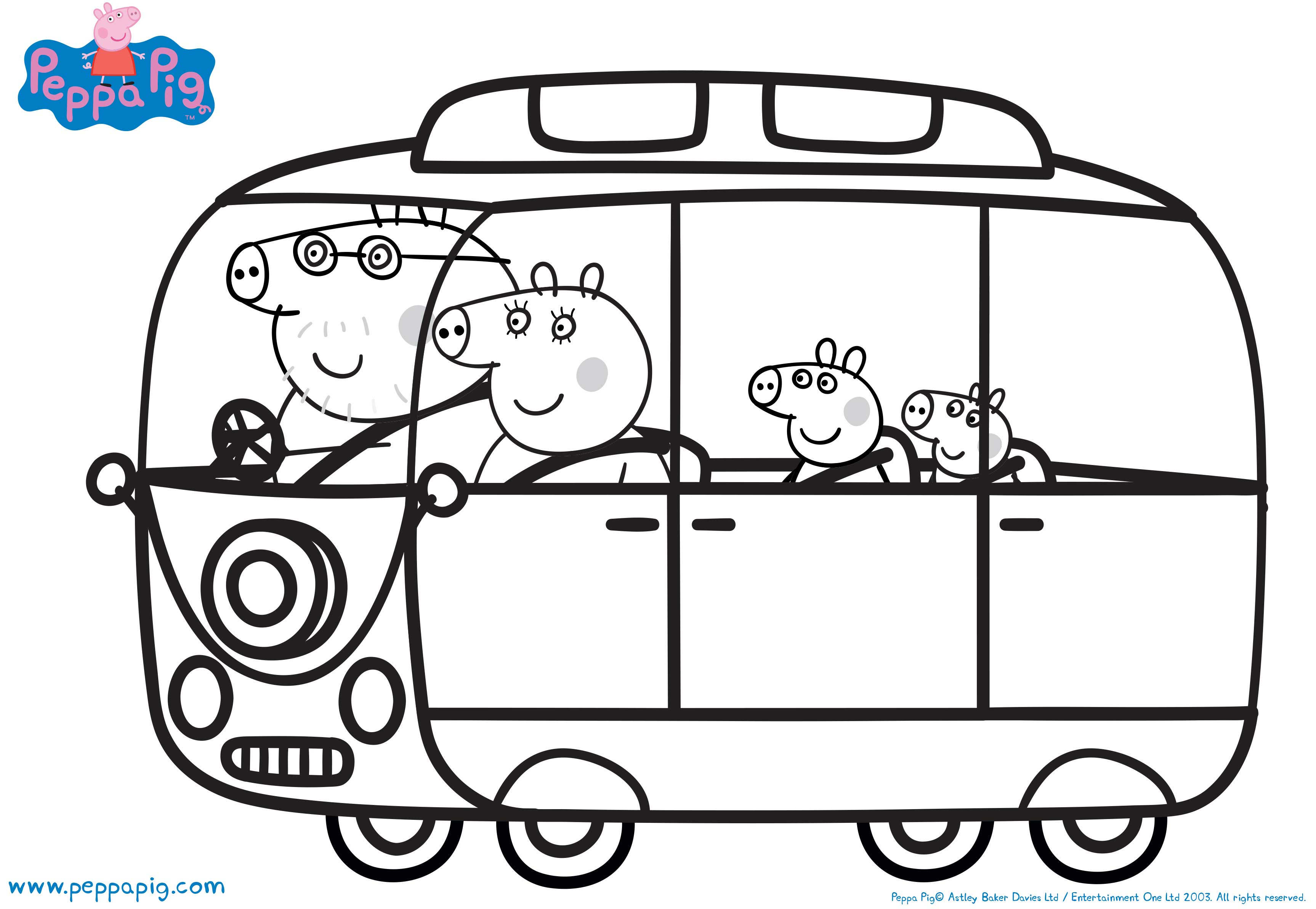 Colouring pages peppa -  Pig Hot Air Balloon Peppa Pig Colouring Page 4 Peppa Pig Colouring Page 2 Peppa Pig Bird Feeder Peppa Pig Bubble Painting Peppa Pig Bug Hunt Peppa Pig