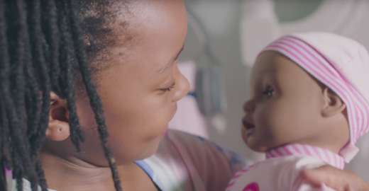 Baby Love Baby Thando _ Zulu Speaking Baby Doll : Commercial (English Version)