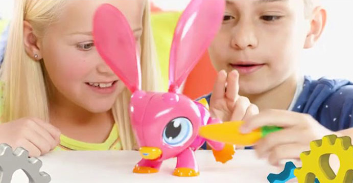 Build-A-Bot Pets STEM toys commercial