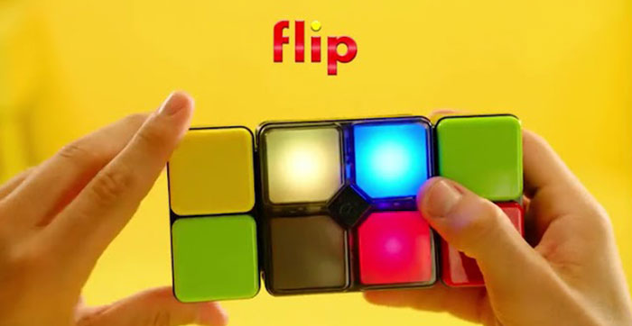 FlipSlide Game Commercial