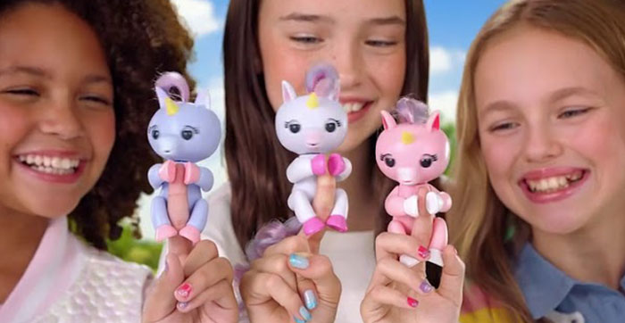 NEW Fingerlings: Meet the Cutest Baby Unicorns