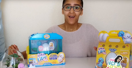 WOW!! It hatches OVER & OVER again! Little Live Pets Surprise Chick | Unboxing Review