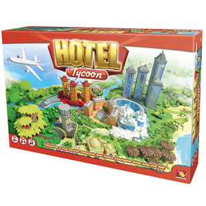 Addictive new board game, Hotel Tycoon, is a hit!