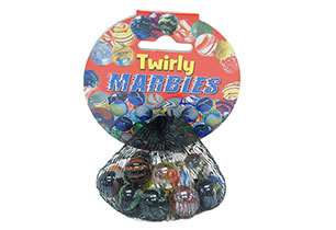 Twirly Marbles
